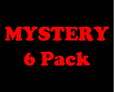 Mystery 6 Pack, All Whites – $135