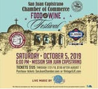 San Juan Capistrano Food and Wine Festival