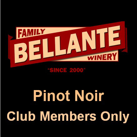 Pinot Noir Club Member Release Party